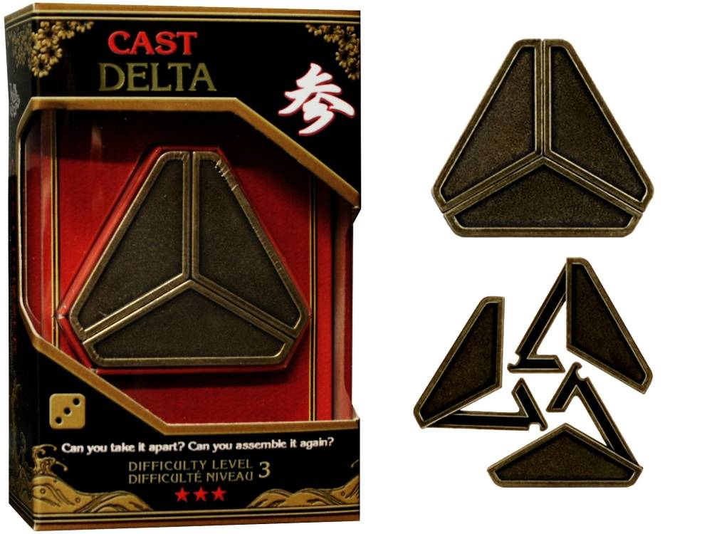 Valuvigur: Cast Delta