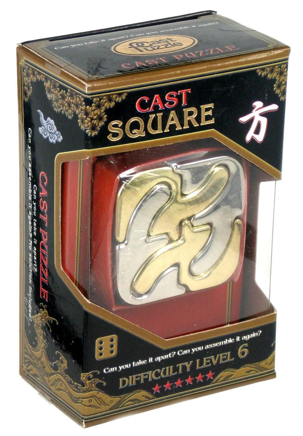 Valuvigur: Cast Square