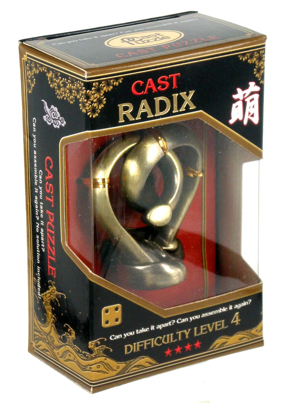 Valuvigur: Cast Radix