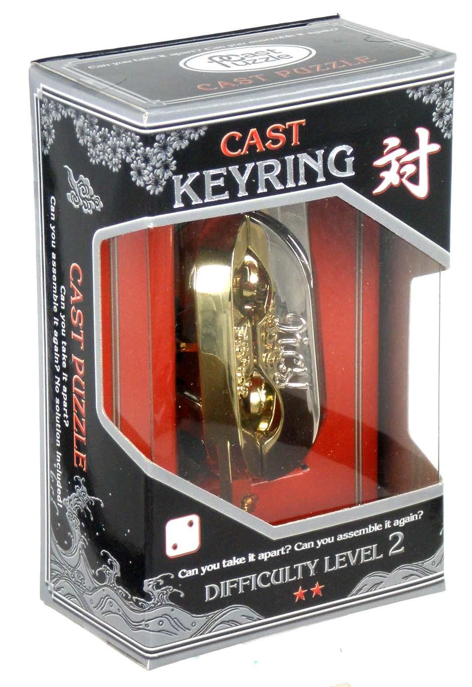Valuvigur: Cast Keyring