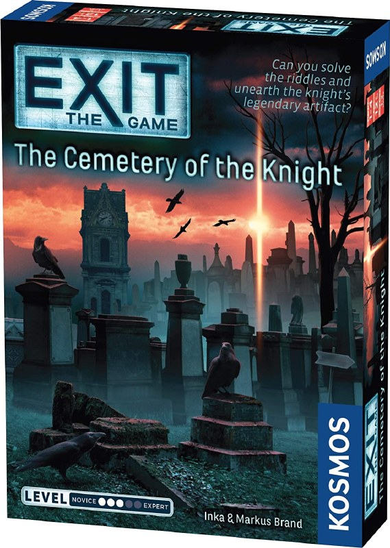 EXIT - The Cemetry of the Knight