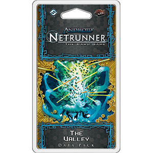 Android Netrunner Valley Data Pack