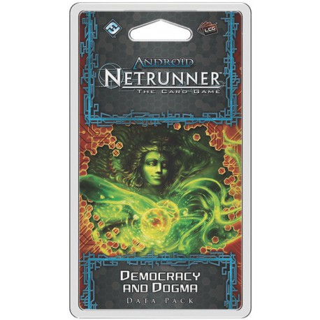 Android Netrunner: Democracy & Dogma