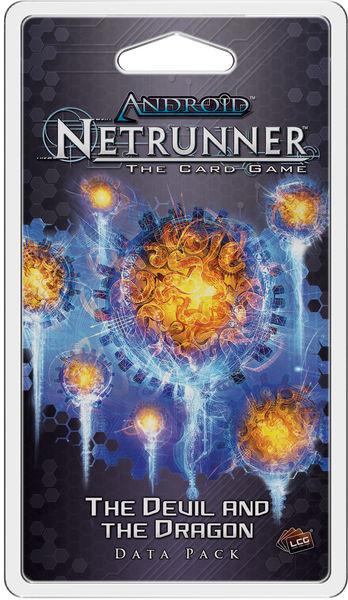 Android Netrunner Devil And The Dragon