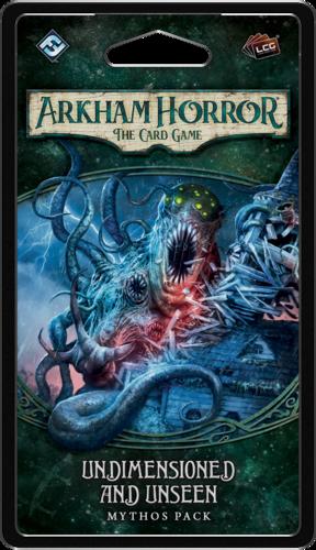 Arkham Horror: Undimensioned & Unseen