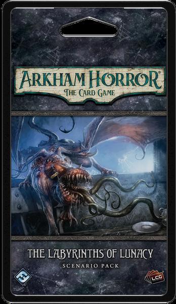 Arkham Horror LCG: Labyrinths of Lunacy