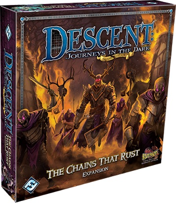 Descent 2nd Ed Chains That Rust