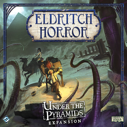 Eldritch Horror Under the Pyramids Exp.