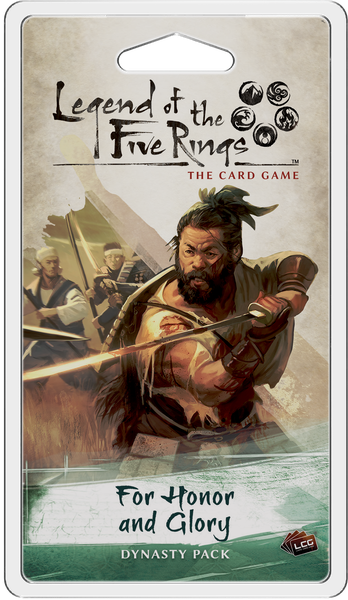 L5R Honor and Glory