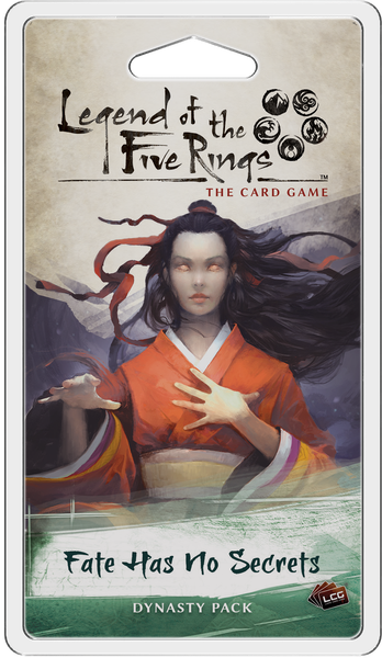 L5R Fate Has No Secrets