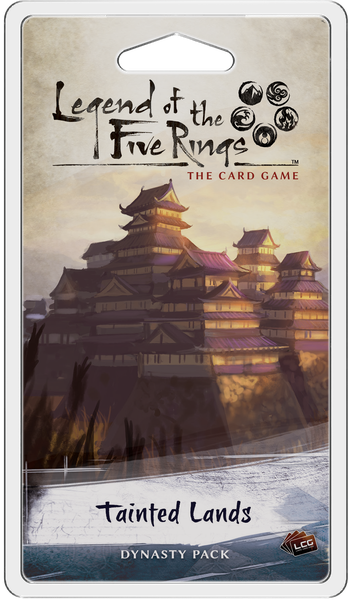 L5R Elemental Cycle Tainted Lands