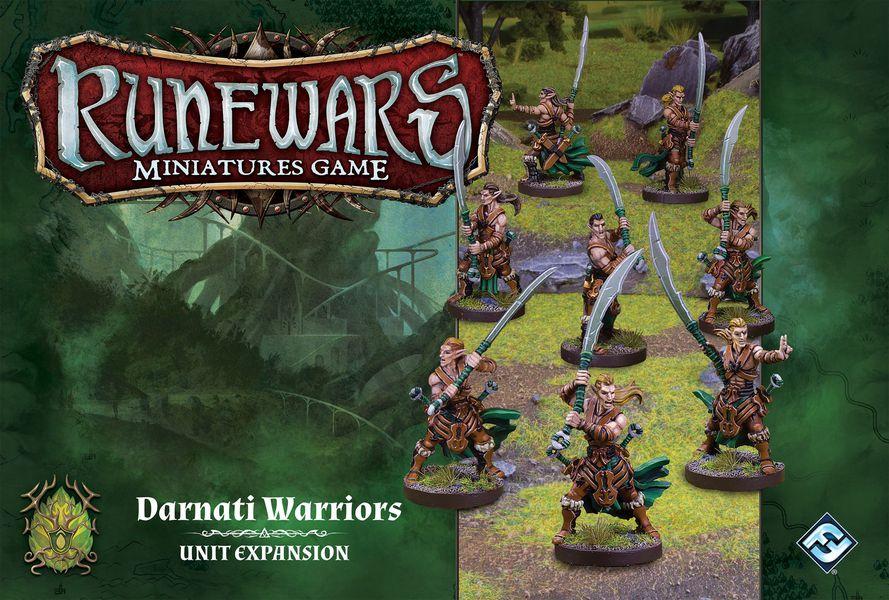 Runewars Darnati Warriors