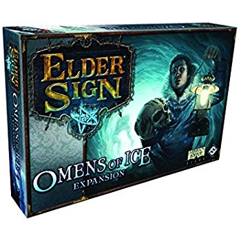 Elder Sign Omens of Ice Exp.