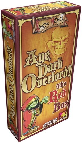 Aye, Dark Overlord! (Red Set)