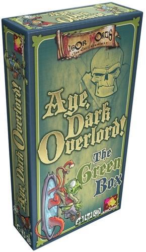 Aye, Dark Overlord! (Green Set)