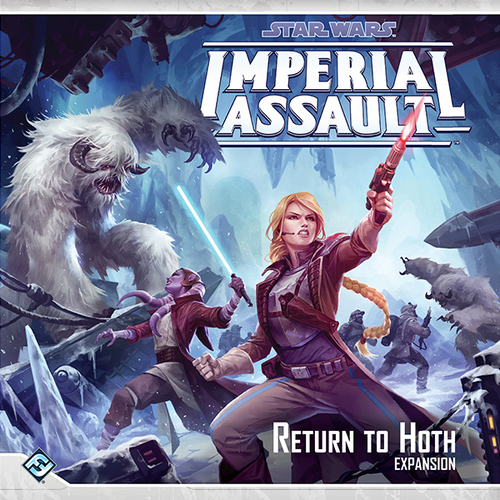 Star Wars IA Return to Hoth