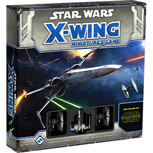 X-Wing: Force Aw Core Set