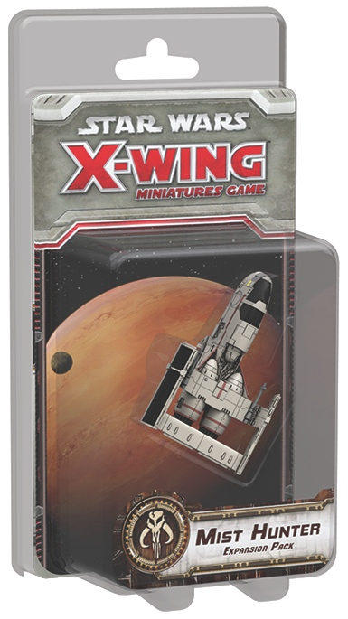 SW X-Wing Min Mist Hunter Exp. Pack
