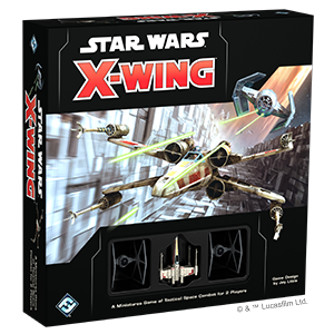 Star Wars X-Wing 2nd Ed. Core Set
