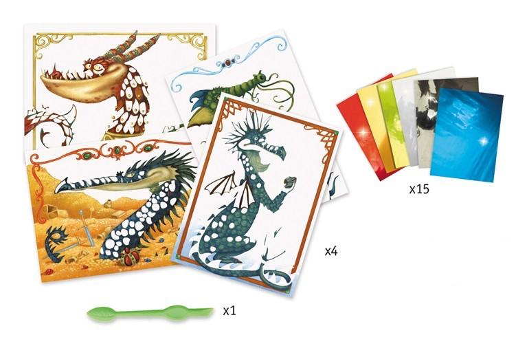 Foil Pictures - Guild the dragons