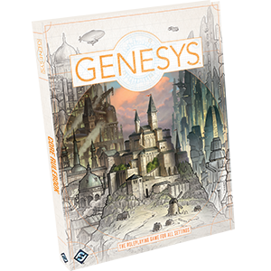 Genesys : A Narrative Dice System Core Rulebook
