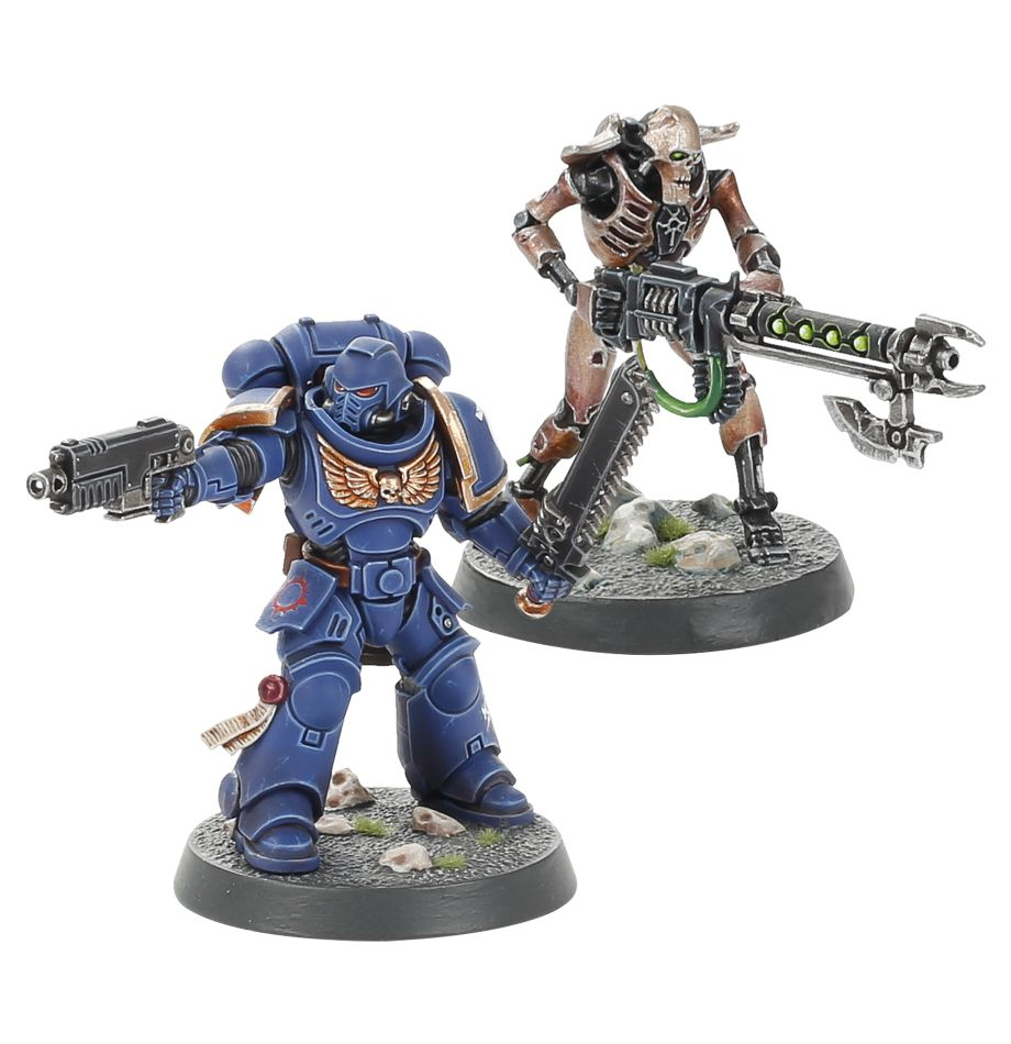 Getting Started with Warhammer 40,000