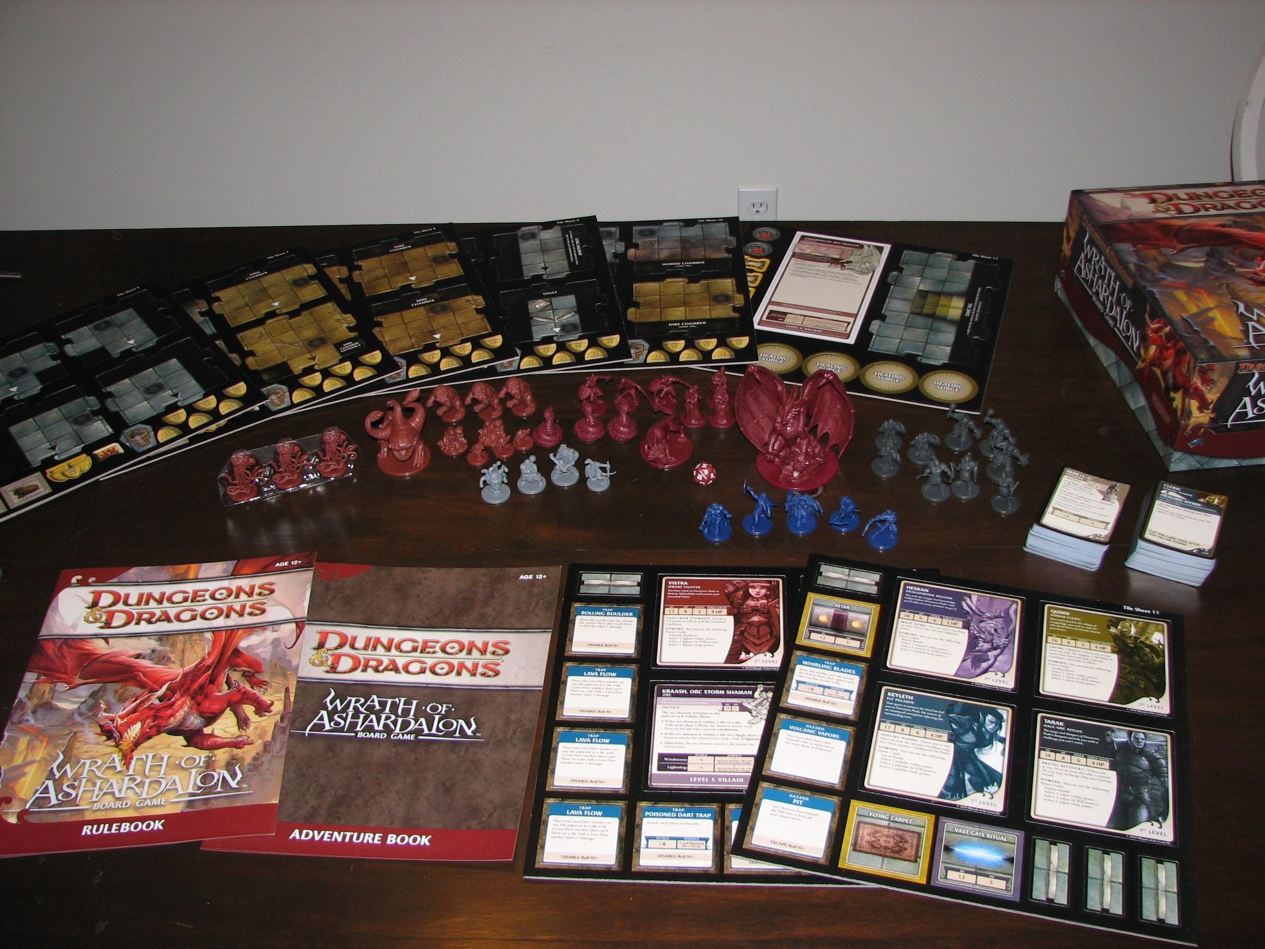 Dungeon & Dragons: Wrath of Ashardalon