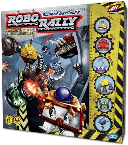 Robo Rally NEW