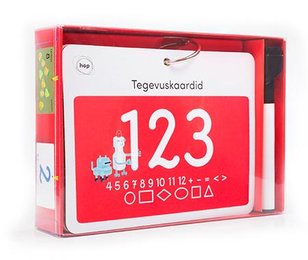 123 tegevuskaardid EST