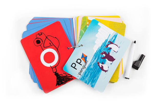 ABC activity cards