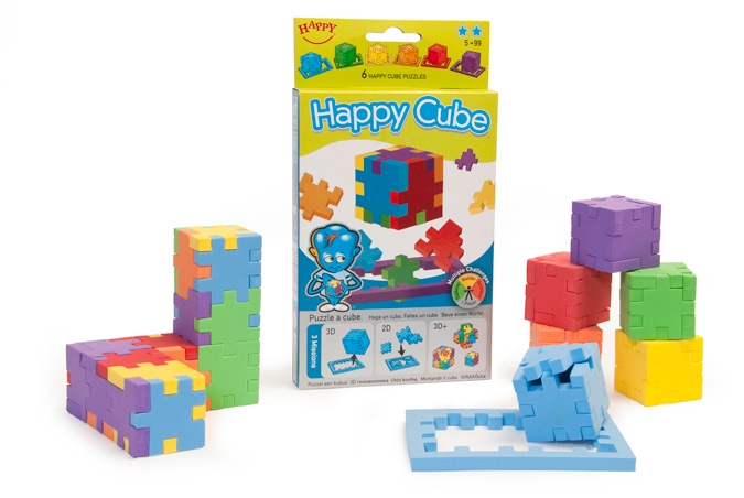 Happy Cube, 6-pack