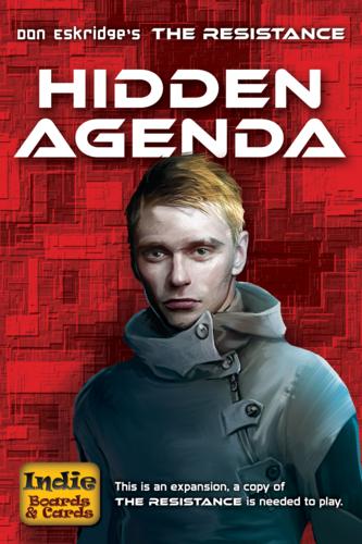 Resistance Hidden Agenda