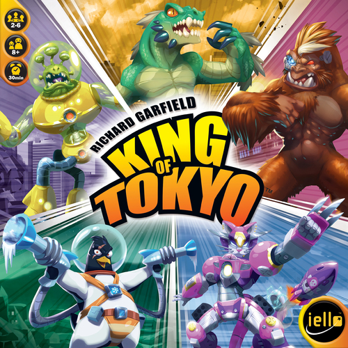 King of Tokyo New Edition