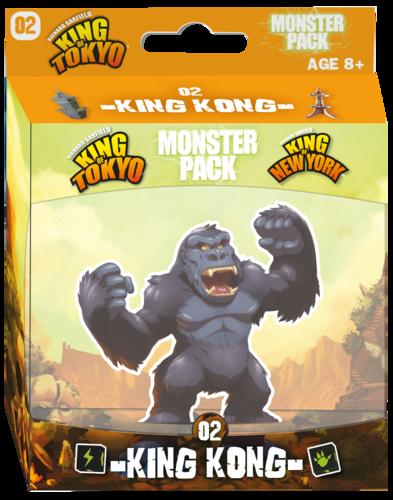 King of Tokyo - Monster Pack : King Kong