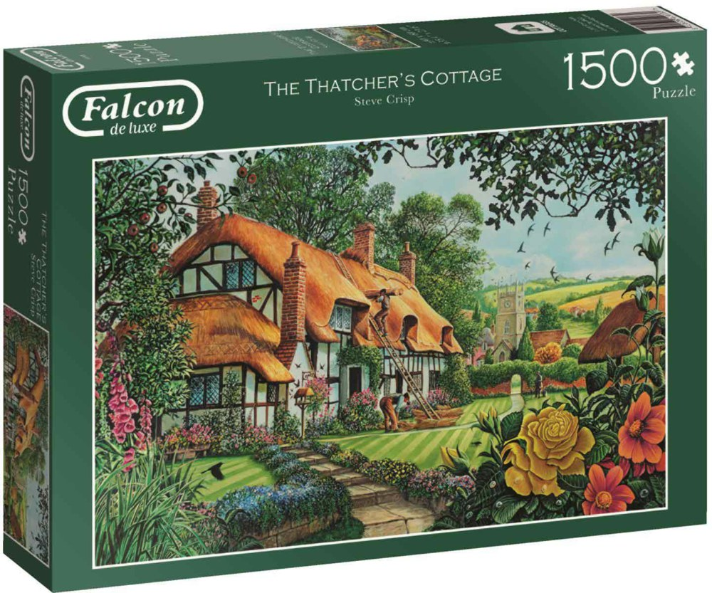 """Pusle """"The Thatcher's Cottage"""", 1500 tk"""