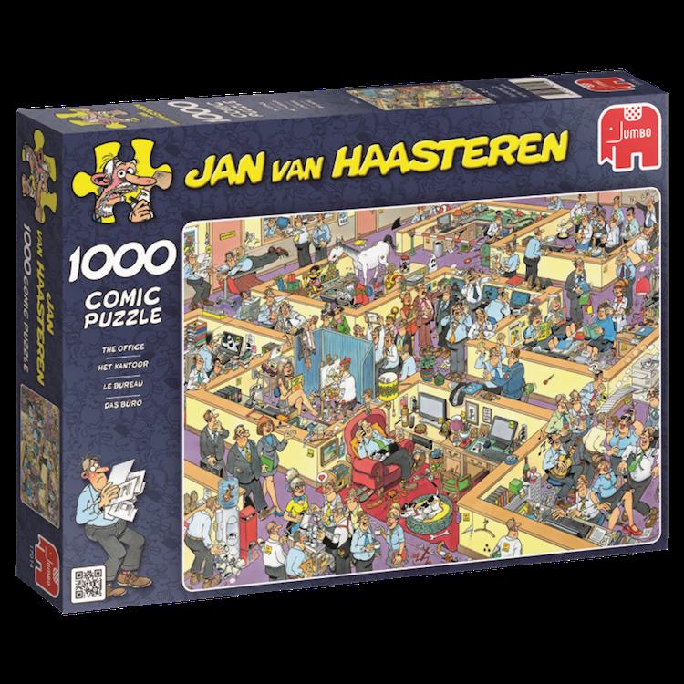 """Pusle """"Jan van Haasteren: The Office"""", 1000 tk"""