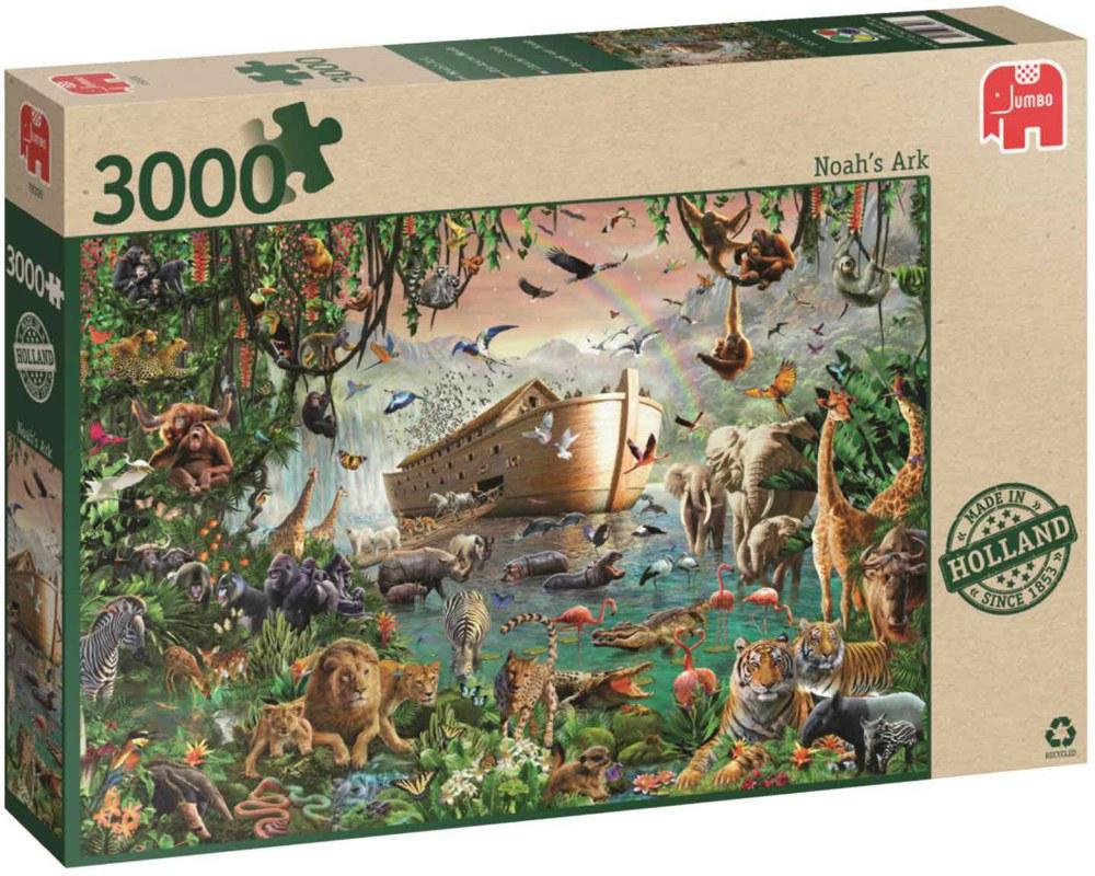 """Pusle """"Noah's Ark"""", 3000 tk"""
