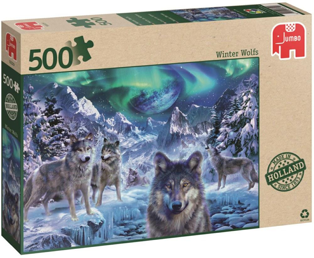 "Pusle ""Winter Wolfs"", 500 tk"