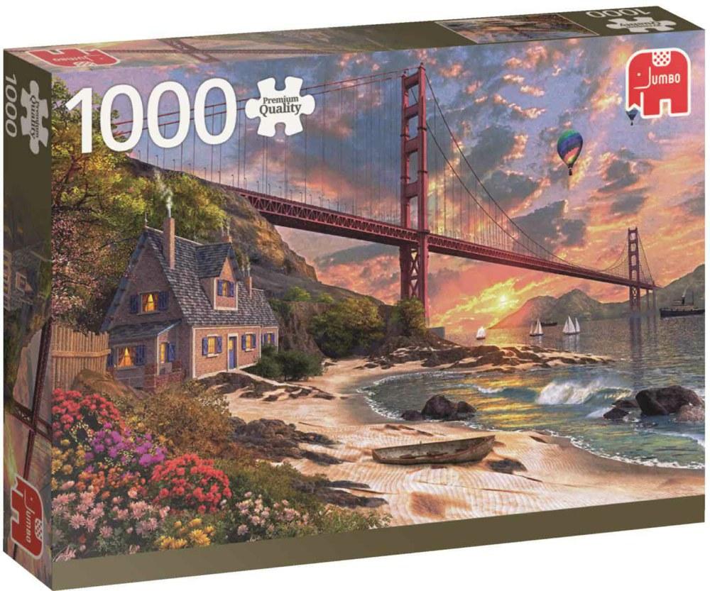 """Pusle """"Golden Gate Bridge"""", 1000 tk"""