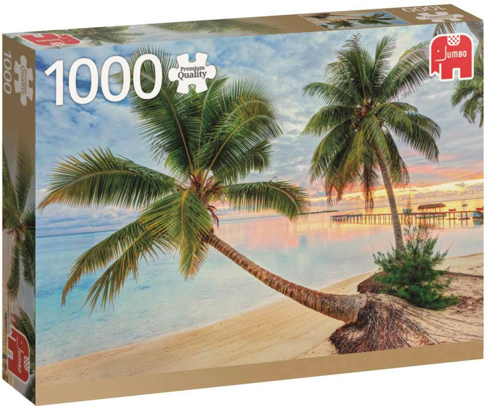 """Pusle """"French Polynesia"""", 1000 tk"""