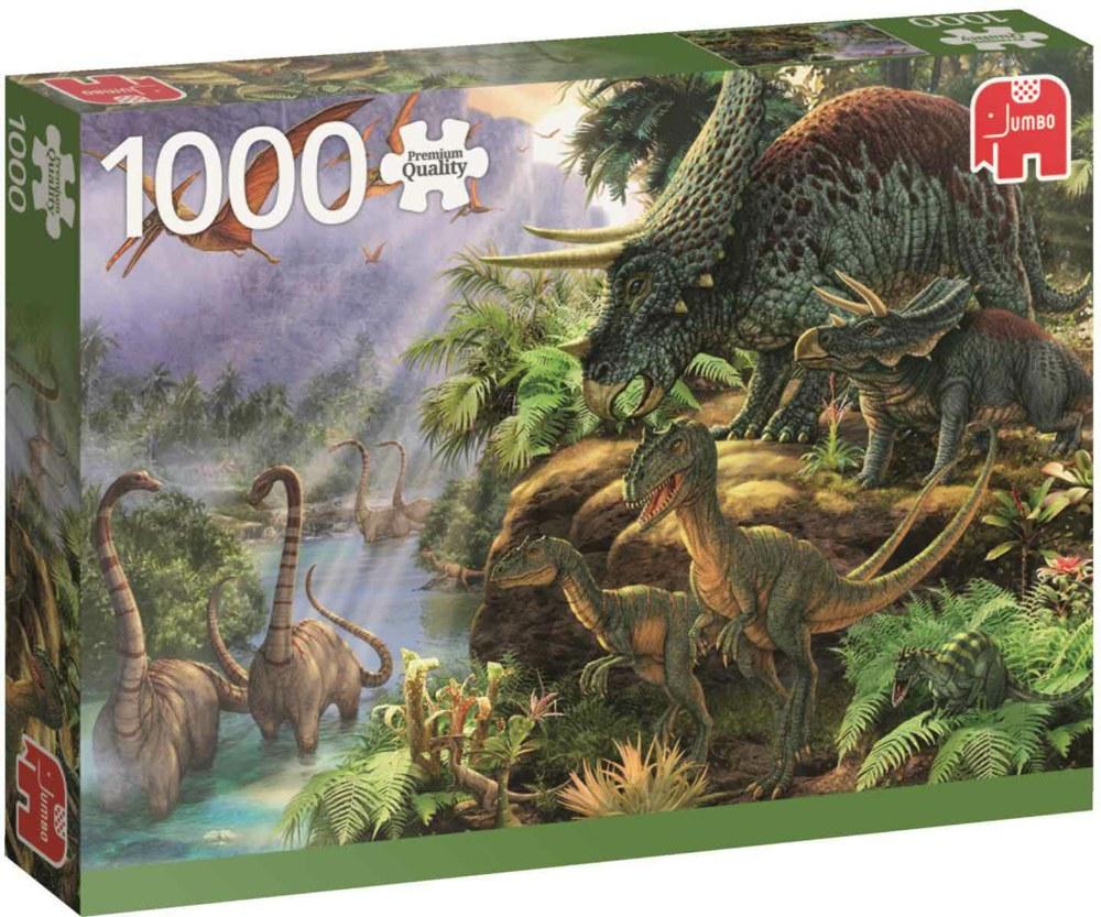 "Pusle ""Dinosaur Valley"", 1000 tk"