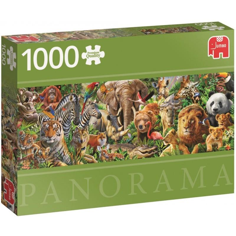 """Pusle """"African Wildlife"""", 1000 tk, panoraam"""