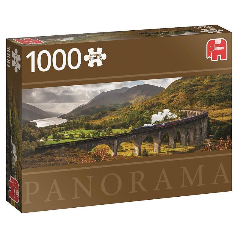 """Pusle """"Glenfinnan Railway"""", 1000 tk, panoraam"""