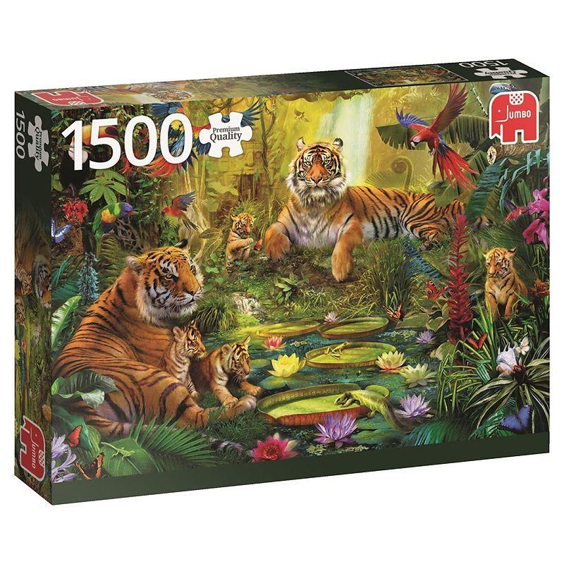 "Pusle ""Tigers in the Jungle"", 1500 tk"