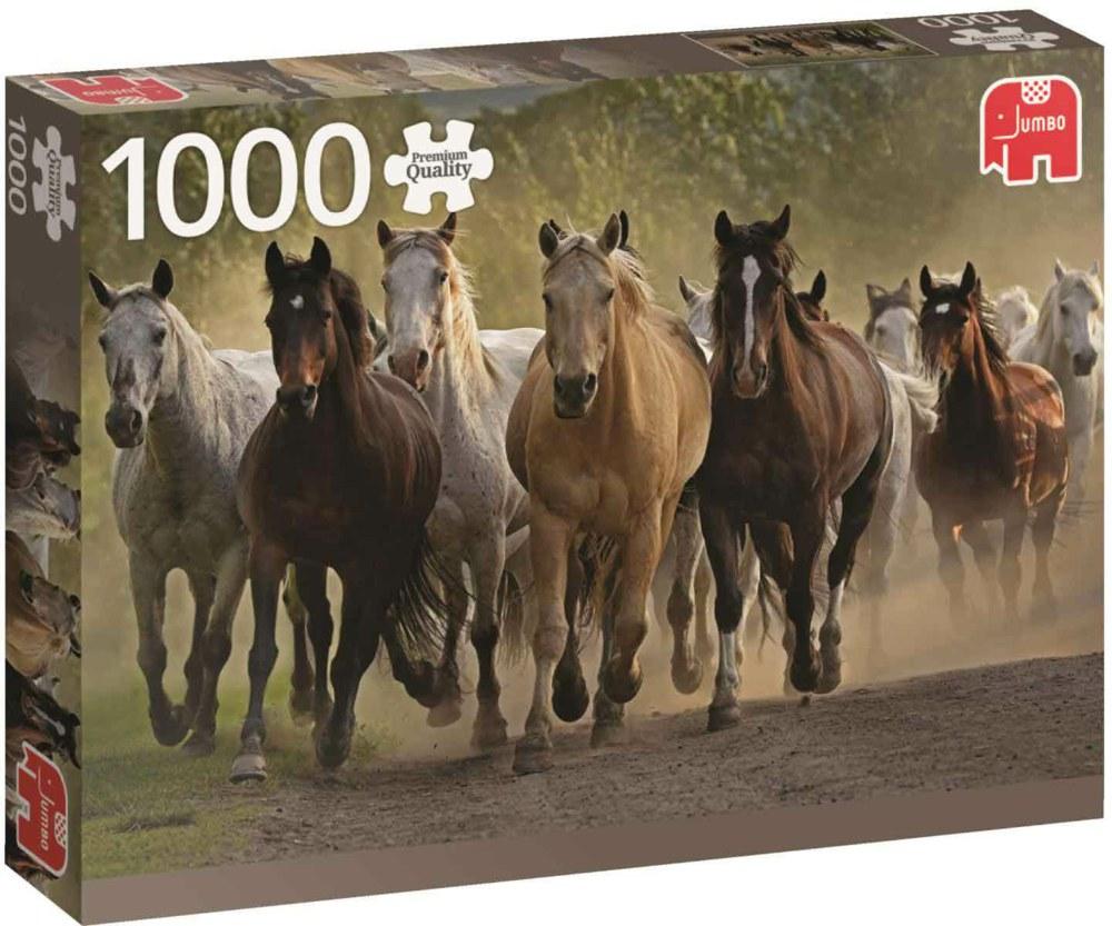 "Pusle ""Group Of Horses"", 1000 tk"