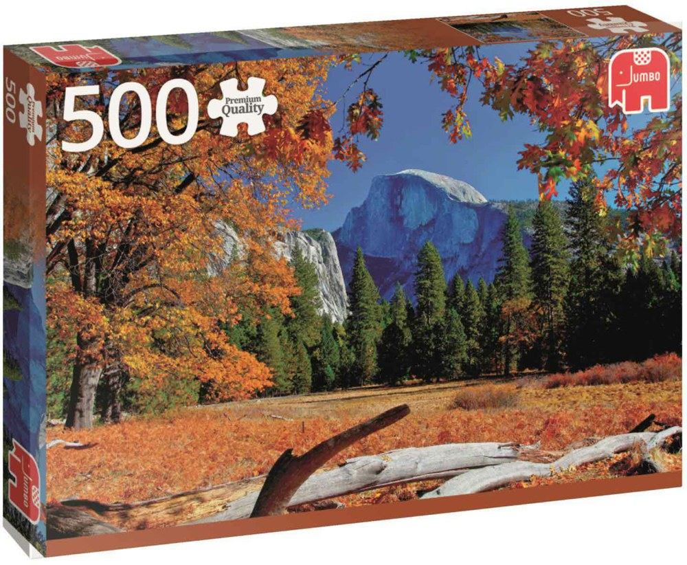 "Pusle ""Yosemite National Park USA"", 500 tk"