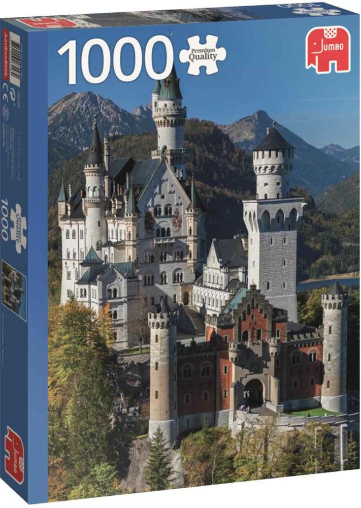 """Pusle """"Neuschwanstein"""", 1000 tk"""