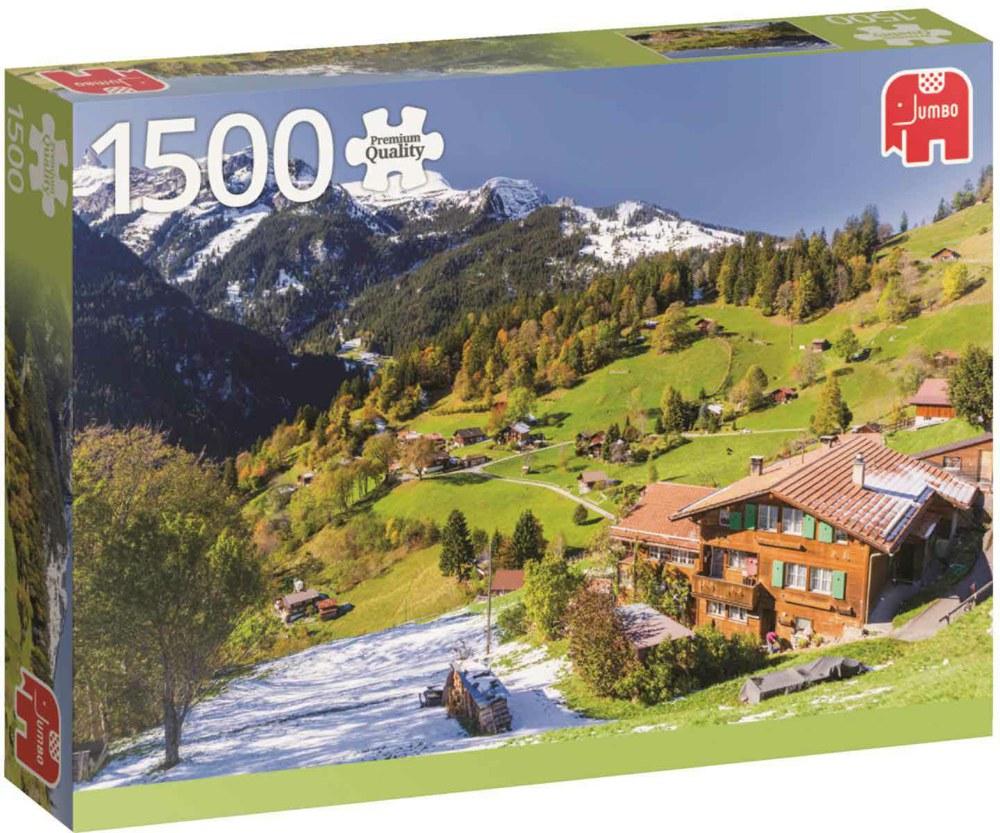 "Pusle ""Berner Oberland Switserland"", 1500 tk"