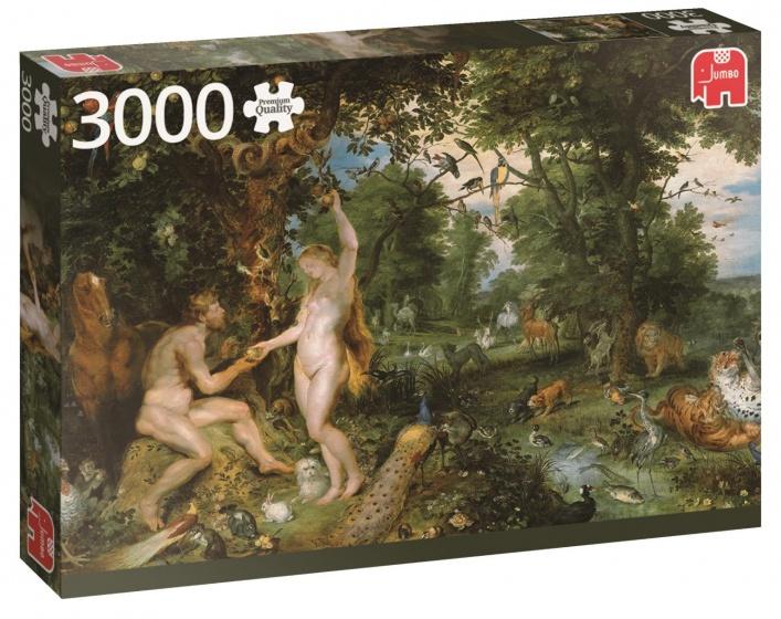 "Pusle ""Rubens Garden Of Eden"", 3000  tk"