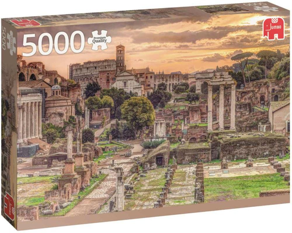 """Pusle """"Forum Romanum"""", 5000 tk"""